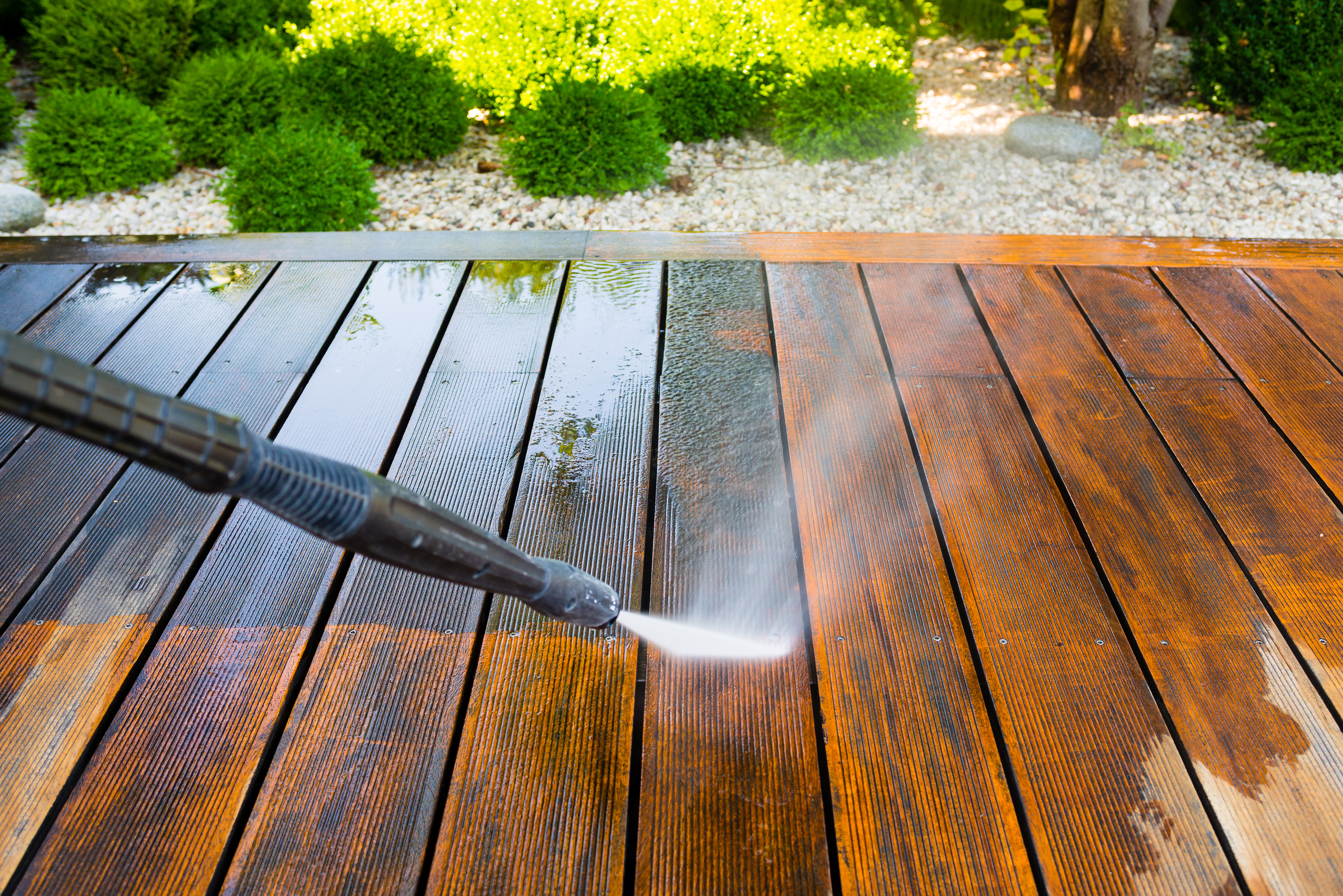 clifton tx deck pressure washing services