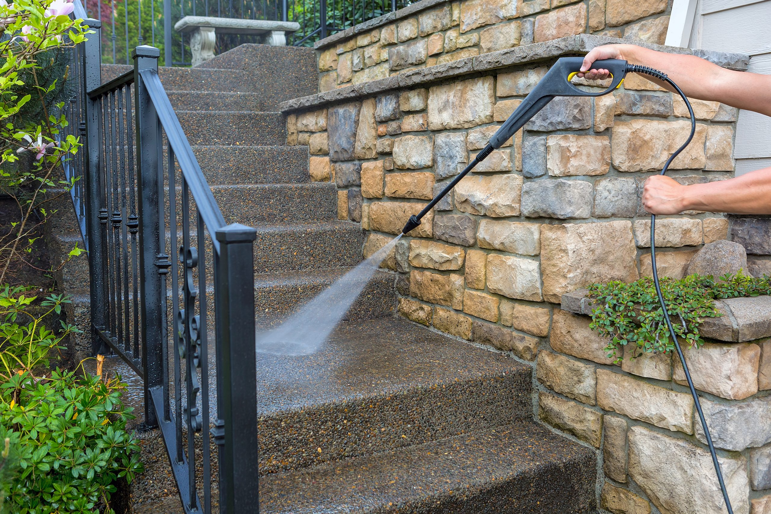 clifton pressure washing company